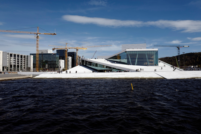 Den Norske Opera og Ballett. Kan offentlig drift subsidieres av utleie til det private?  Foto: Per Ståle Bugjerde