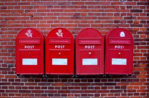 Posttjenester er et eksempel en tjenete som kan kryssubsidieres Photo: Tiberiu Ana. Licenced under CC BY 2,0.